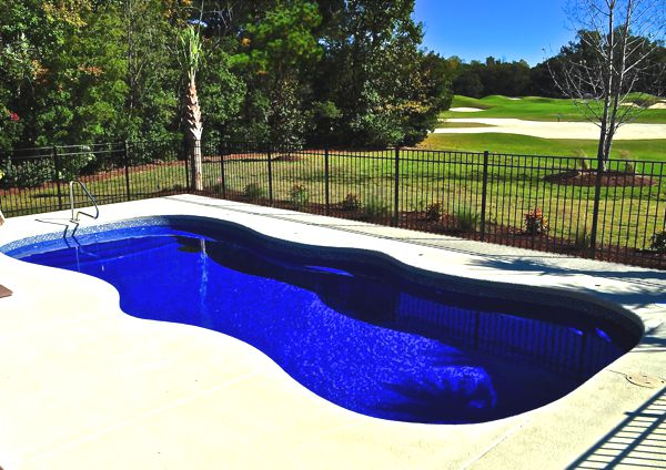 Fiberglass Pool Plumbing : Pools ever free form