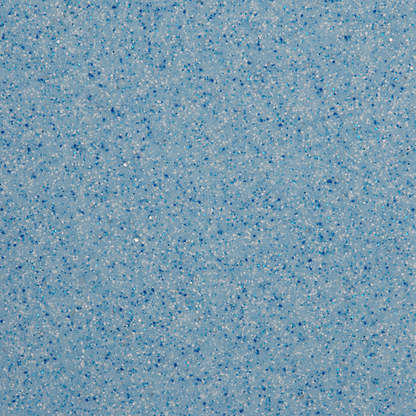 Crystal fiberglass pool shell color